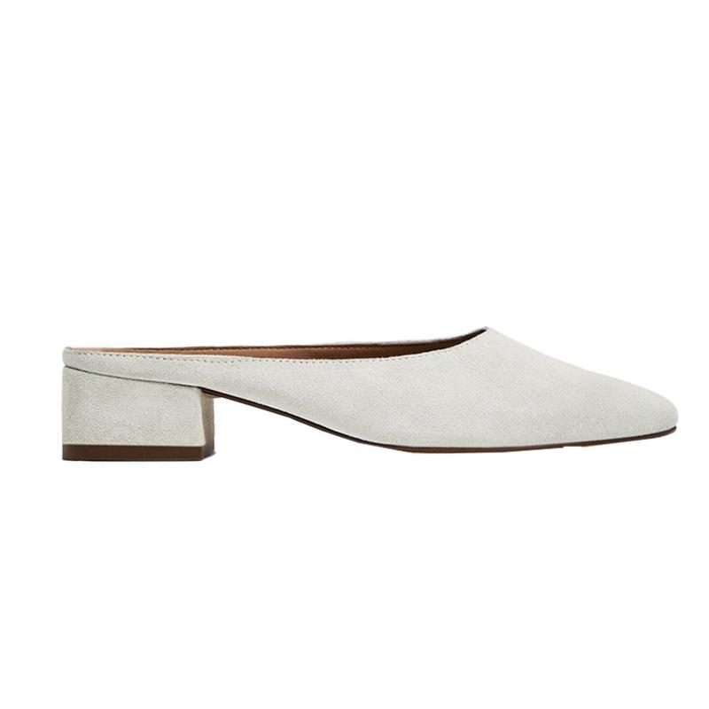 "<a rel=""nofollow"" href=""https://www.zara.com/us/en/woman/shoes/new-in/split-suede-heeled-slides-c813529p4227013.html"">Split Suede Heeled Slides, Zara, $50</a><p>     <strong>Related Articles</strong>     <ul>         <li><a rel=""nofollow"" href=""http://thezoereport.com/fashion/style-tips/box-of-style-ways-to-wear-cape-trend/?utm_source=yahoo&utm_medium=syndication"">The Key Styling Piece Your Wardrobe Needs</a></li><li><a rel=""nofollow"" href=""http://thezoereport.com/beauty/celebrity-beauty/beyonce-most-beautiful-woman/?utm_source=yahoo&utm_medium=syndication"">The Internet Just Named This Celebrity The Most Beautiful Woman In The World</a></li><li><a rel=""nofollow"" href=""http://thezoereport.com/beauty/celebrity-beauty/kim-kardashian-north-west-no-makeup-video/?utm_source=yahoo&utm_medium=syndication"">Kim Kardashian Just Taught North West An Important Lesson About Makeup</a></li>    </ul> </p>"