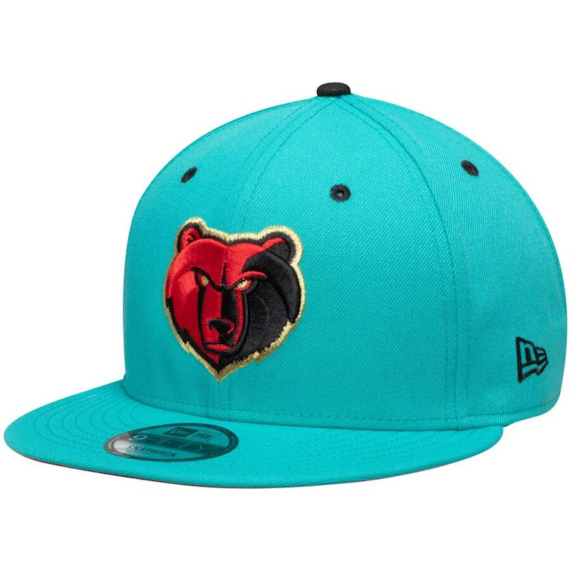 Grizzlies 2019/20 City Edition Snapback Hat