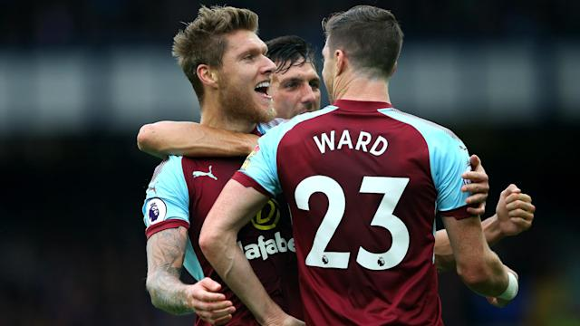 Everton's miserable start to the season continued with defeat to Burnley at Goodison Park, a huge blow for under-pressure Ronald Koeman.