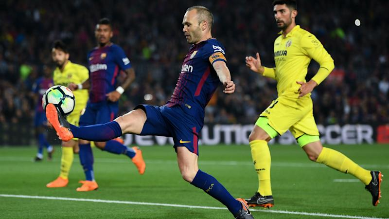 Departing Barcelona captain Andres Iniesta: I'll decide in next 10 days