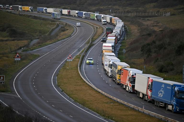 Authorities aim to avoid backlogs similar to one created late last year when France closed its border owing to fears over a new variant of the coronavirus