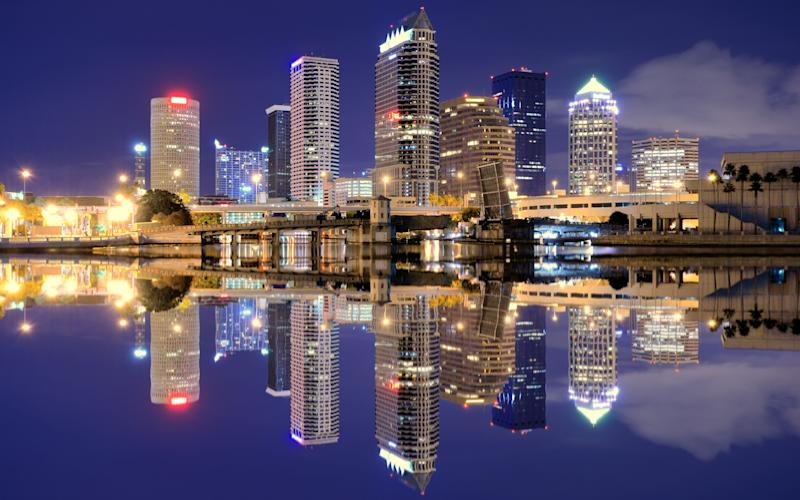 Tampa is a gateway to the Western Caribbean - © SeanPavonePhoto 2012 All Rights Reserved