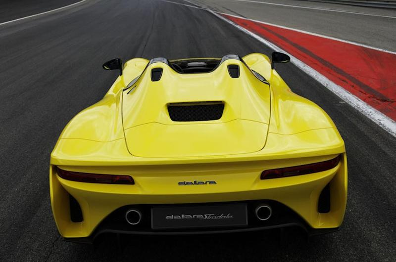 Dallara Stradale specifiche