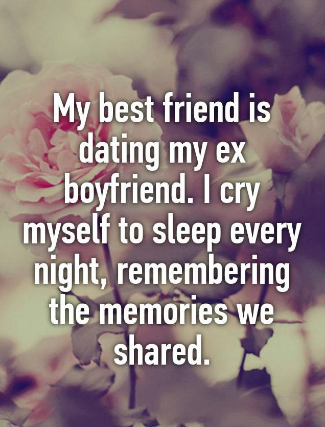 Dating Friend Starts Ex What Do Your If To Your