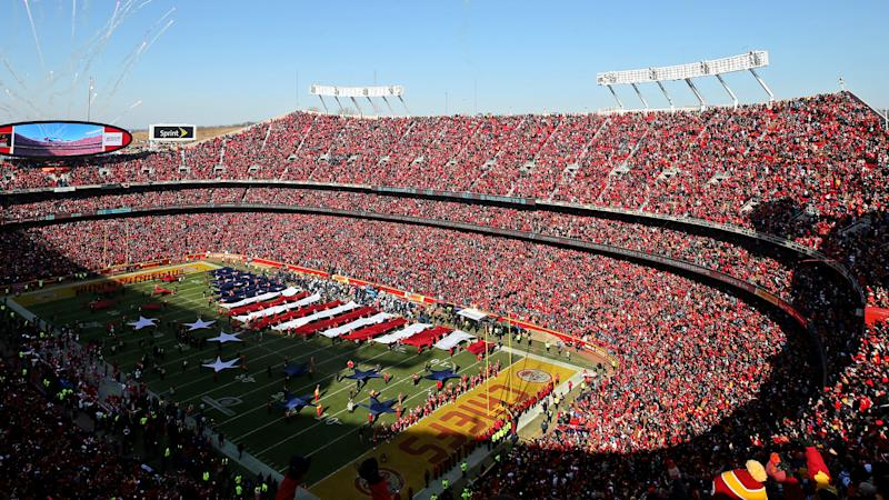 Arrowhead Stadium To Be At 22 Percent Capacity For Week 1