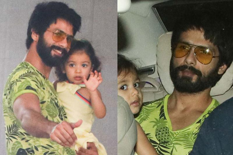 'Last Few Days Have Been Tough': Shahid Kapoor on Daughter Misha's Health