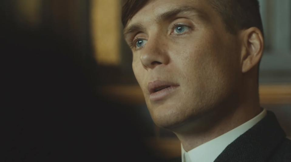 'Peaky Blinders' fans across the pond use subtitles to understand the character's Brummie accents, according to showrunner Steven Knight (BBC)