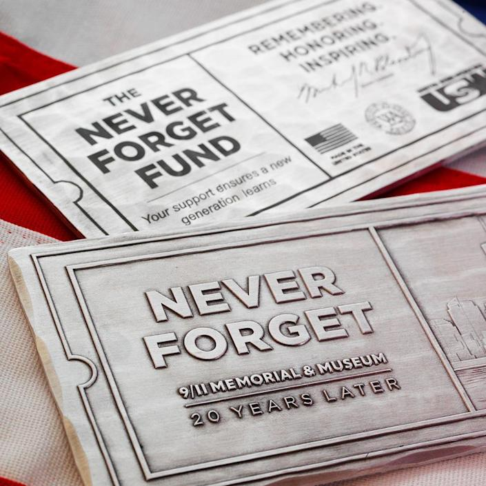 TheNational September 11 Memorial & Museum islaunching aninitiative and fundraiser to focus on teaching the history of the deadly day to a younger generation.