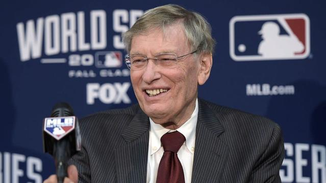 Bud Selig Coaxed Greatness Out Of Baseball, Others Investor's Business Daily