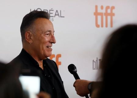 "World premiere of ""Western Stars"" at the Toronto International Film Festival (TIFF) in Toronto"
