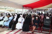 Funeral of late Chad's President Deby in N'Djamena