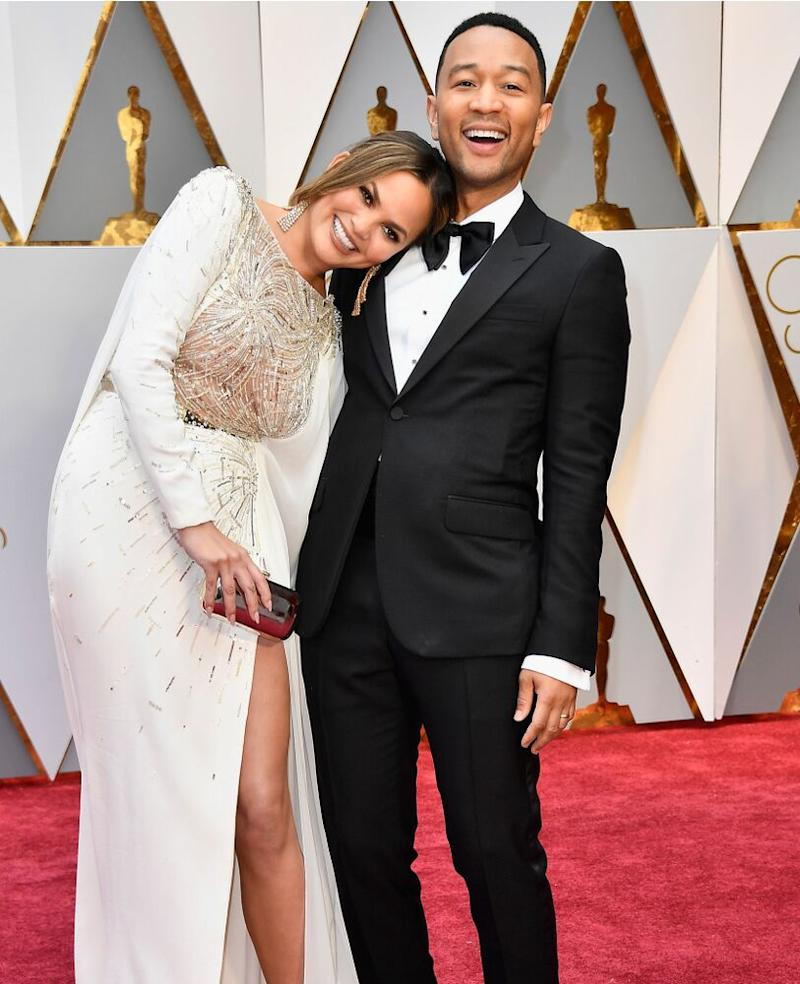 Chrissy Teigen and John Legend | Frazer Harrison/Getty