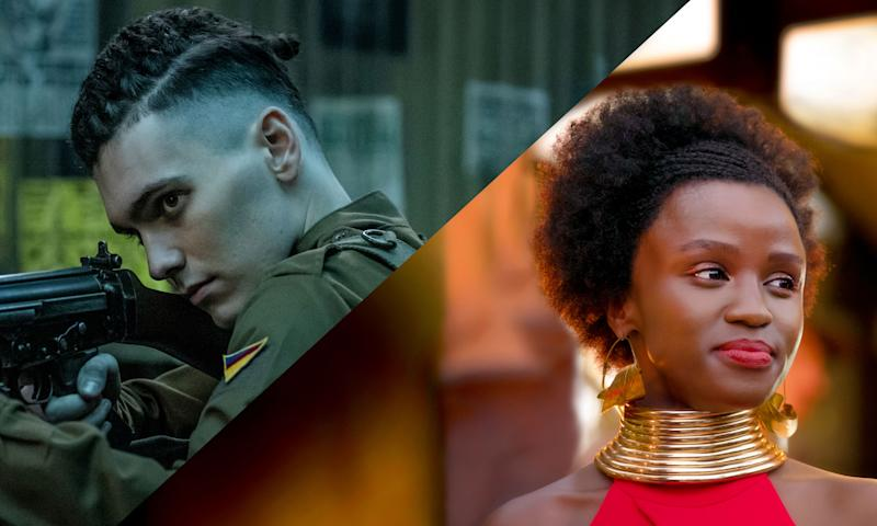 Noughts and Crosses is set for release in 2020. (BBC/Mammoth Screen/Ilze Kitshoff)