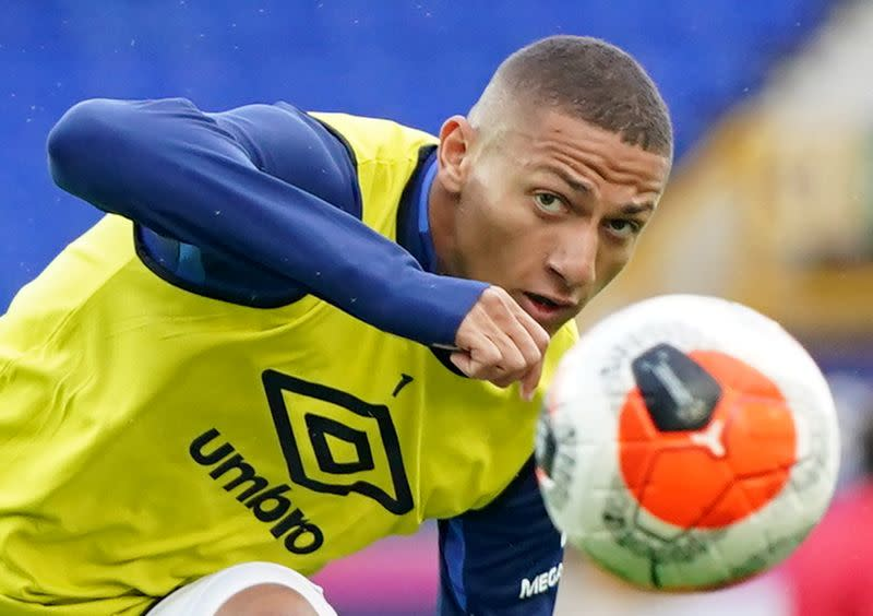 Richarlison may stay at Everton for another season