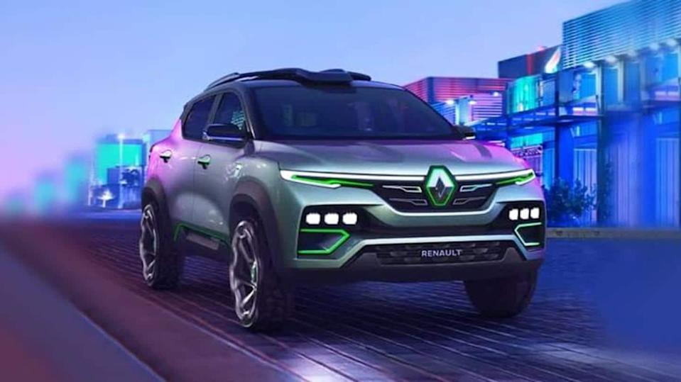 Renault KIGER to be unveiled in India on January 28