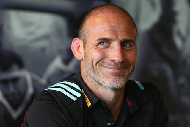 Paul Gustard warns Harlequins stars their reputations count for nothing