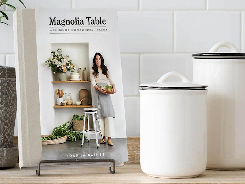 PSA: Joanna Gaines' New Cookbook Comes Out Next Month