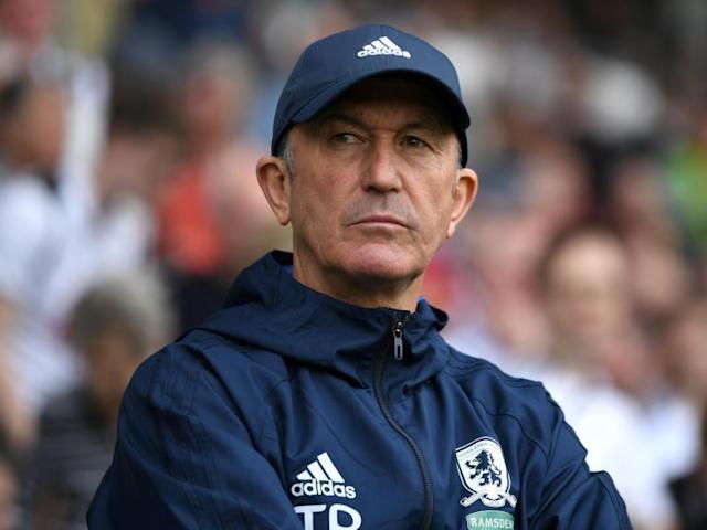 Championship play-offs: Tony Pulis fully embracing Middlesbrough as he tries to pedal past Aston Villa