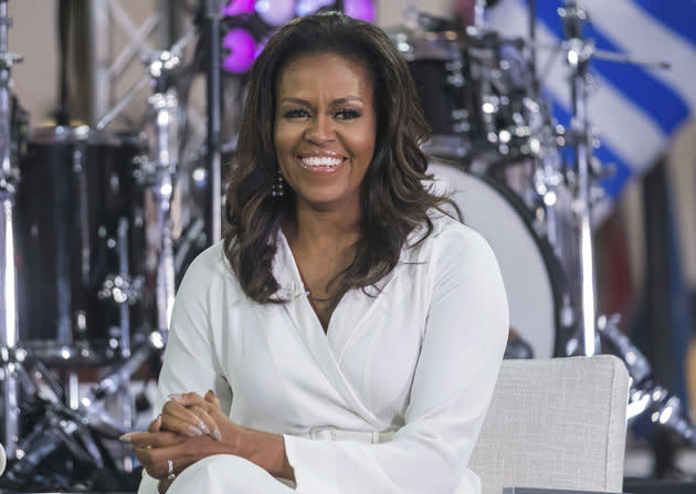 Michelle Obama has revealed she suffered a miscarriage 20 years ago