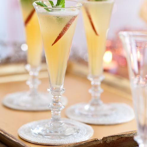 """<p>This summer cocktail recipe is a refreshing and sophisticated tipple made with apple juice and elderflower liqueur. </p><p><strong>Recipe: <a href=""""https://www.goodhousekeeping.com/uk/food/recipes/a535111/apple-and-elderfower-fizz/"""" rel=""""nofollow noopener"""" target=""""_blank"""" data-ylk=""""slk:Apple and Elderflower Fizz"""" class=""""link rapid-noclick-resp"""">Apple and Elderflower Fizz</a></strong></p>"""