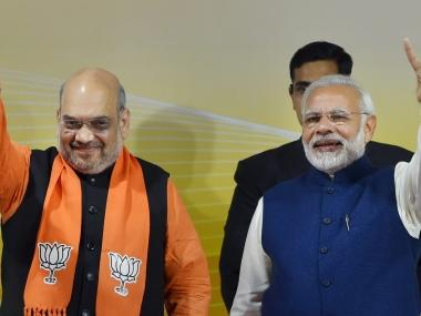 Rajasthan polls: BJP releases list of star campaigners, including Modi, Adityanath; Shah to hold roadshow on 21 Nov
