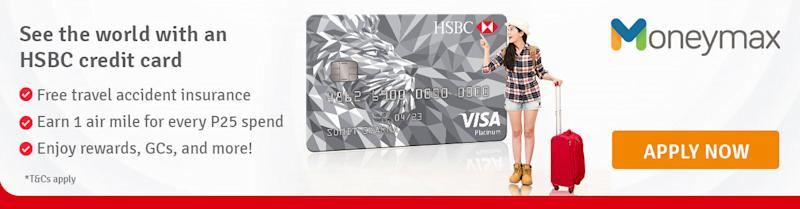 HSBC Credit Card Promo 2019: 11 Offers You Should Not Miss