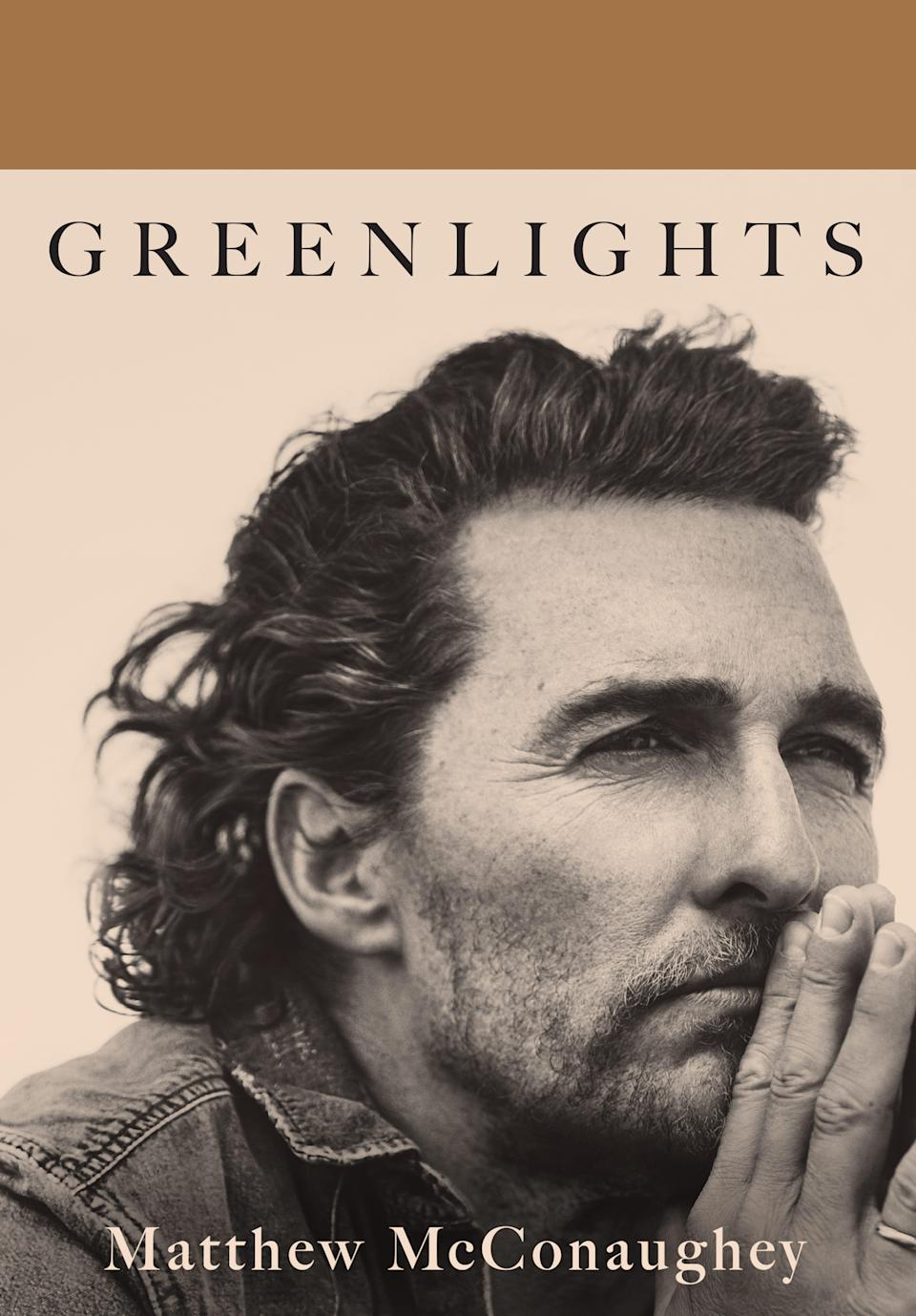 'Greenlights' by Matthew McConaughey