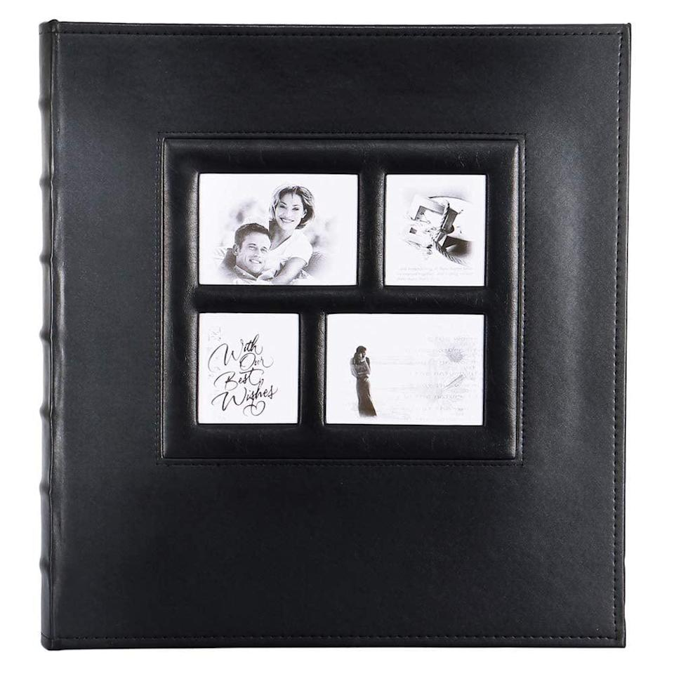 <p>Motivate them to create more memories with this <span>Magnetic Self-Stick Page Photo Album</span> ($21).</p>