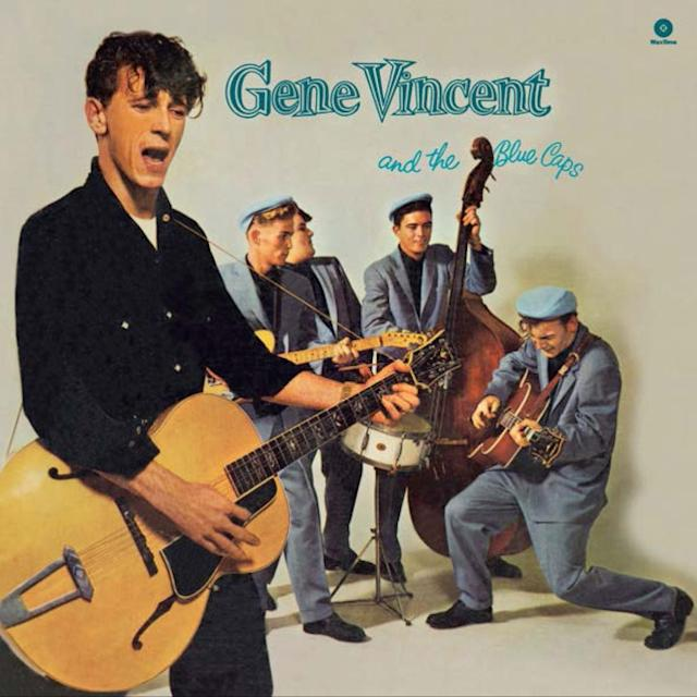 Gene Vincent and the Blue Caps (Photo: Capitol Records)