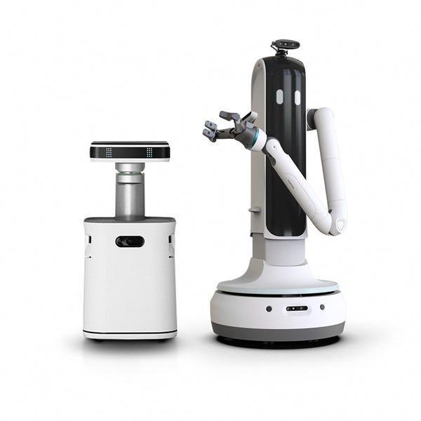 Samsung's Bot Care and Handy.
