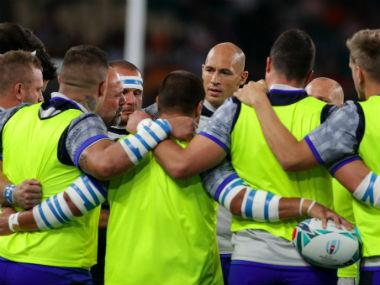 Rugby World Cup 2019: Match wouldn't have been cancelled if All Blacks needed points, fumes Italy's Sergio Parisse