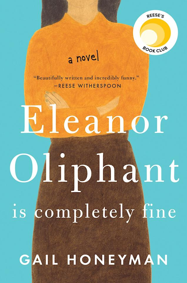 """<ul> <li> <strong>What it's about:</strong> The story follows the strict day-to-day routine of an office worker named Eleanor who grapples with severe depression and her painful childhood memories, but everything changes when she meets Raymond.</li> <li> <strong>What Reese says:</strong> It's """"beautifully written and incredibly funny - Eleanor Oliphant is about the importance of friendship and human connection.""""</li> </ul> <p><a href=""""https://www.popsugar.com/buy/Eleanor-Oliphant-Completely-Fine-Gail-Honeyman-476713?p_name=Eleanor%20Oliphant%20Is%20Completely%20Fine%20by%20Gail%20Honeyman&retailer=amazon.com&pid=476713&price=20&evar1=buzz%3Aus&evar9=46467234&evar98=https%3A%2F%2Fwww.popsugar.com%2Fentertainment%2Fphoto-gallery%2F46467234%2Fimage%2F46467472%2FJune-2017-Eleanor-Oliphant-Completely-Fine-Gail-Honeyman&list1=reese%20witherspoon%2Cbooks%2Cbook%20club&prop13=mobile&pdata=1"""" rel=""""nofollow"""" data-shoppable-link=""""1"""" target=""""_blank"""" class=""""ga-track"""" data-ga-category=""""Related"""" data-ga-label=""""https://www.amazon.com/gp/product/0735220689/ref=as_li_tl?ie=UTF8&amp;camp=1789&amp;creative=9325&amp;creativeASIN=0735220689&amp;linkCode=as2&amp;tag=reesesbookclu-20&amp;linkId=b093abaf1a27cc449be4a728983da7d4"""" data-ga-action=""""In-Line Links"""">Eleanor Oliphant Is Completely Fine by Gail Honeyman</a> ($20)</p>"""