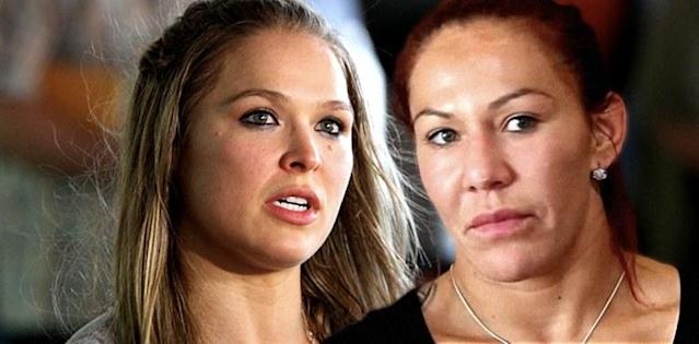 Cris Cyborg: Ronda Rousey's coach is a joke.