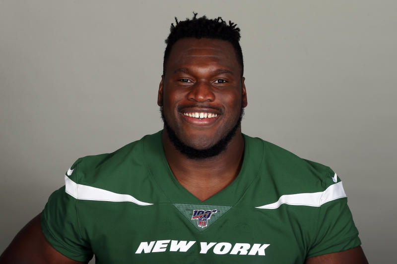 Jets, Kelechi Osemele at odds over treatment of shoulder injury