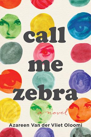 Picture of Call Me Zebra Book
