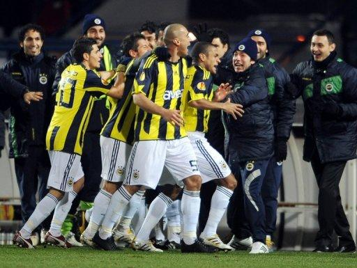 Fenerbahçe are the reigning champions of Turkey