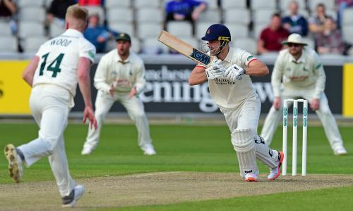 County Championship roundup: Kent and Northants suffer stunning collapses