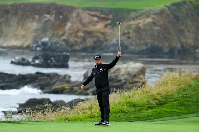 A stacked leader board at Pebble Beach portends a wide-open race. But recent history at the U.S. Open shows the tournament is down to two players.
