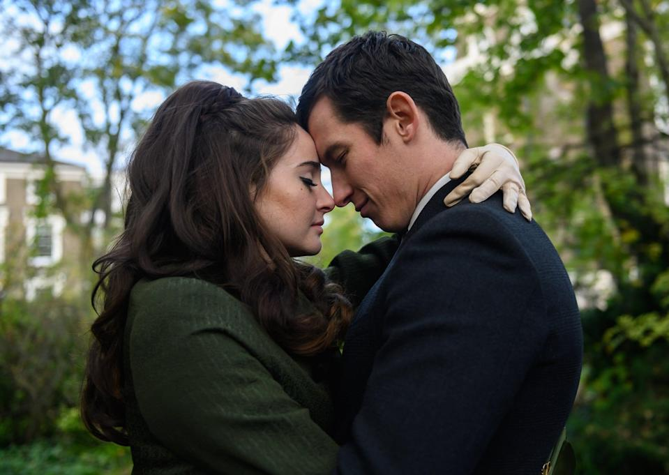 """<p>Based on the novel of the same name by Jojo Moyes, this romance revolves around a journalist living in present-day London who discovers a series of letters exchanged between ill-fated lovers (played by Shailene Woodley and Callum Turner) living in the French Riviera back in the 1960s. Spoiler alert: the letters get <em>pretty</em> steamy. </p> <p><strong>When it's available: </strong><a href=""""http://www.netflix.com/title/81030821"""" class=""""link rapid-noclick-resp"""" rel=""""nofollow noopener"""" target=""""_blank"""" data-ylk=""""slk:July 23"""">July 23</a> </p>"""