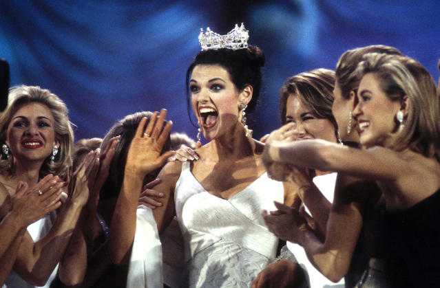 Miss America 1998 Kate Shindle. (Photo: Donna Connor/Sygma/Sygma via Getty Images)