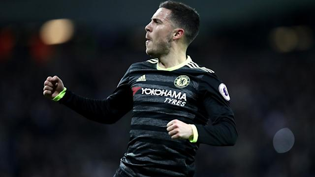 Eden Hazard should forget about Real Madrid and remain at Chelsea, Antonio Conte said.
