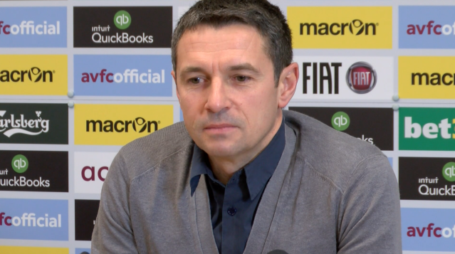 Remi Garde reluctant to speak on the Villa fans reaction to his players. Journalists questioned Garde on the lack of comment by the club's owners to which he responded their would be a statement from the Club soon. Fans were outraged by the one all draw and performance in the FA Cup against Wycombe Wanderers […]
