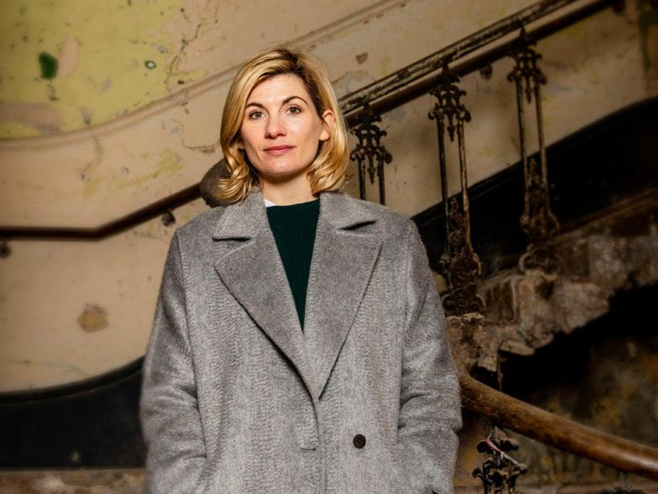 Jodie Whittaker on 'Who Do You Think You Are?' (BBC/Wall to Wall Media Ltd/Stephen Perry)