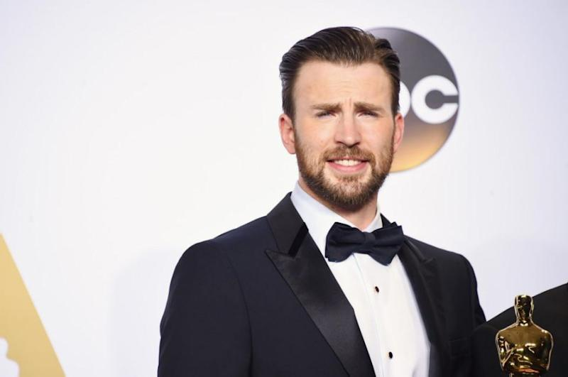 Captain America Chris Evans Fox Disney