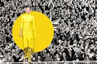 <p>Yellow, The colour of sunshine. It's associated with: joy, happiness, intellect, and energy. </p>