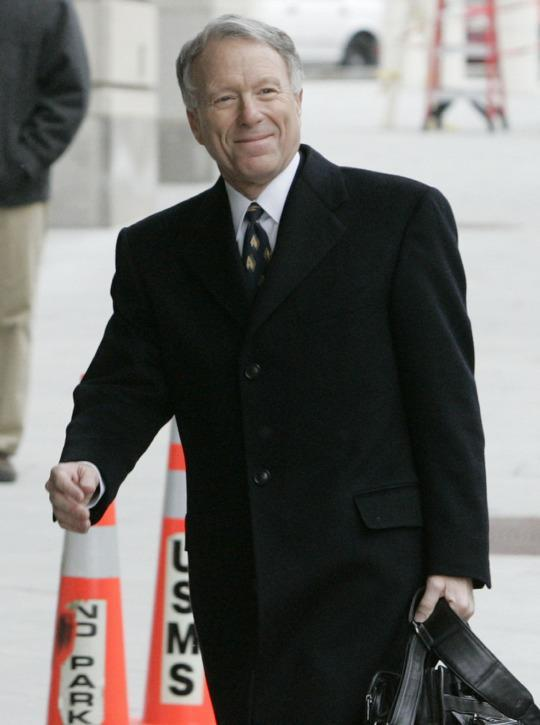 <p><i><b>Better known as:</b> Former chief of staff for Vice President Dick Cheney, Scooter Libby. (Photo: Pablo Martinez Monsivais/AP)</i></p>