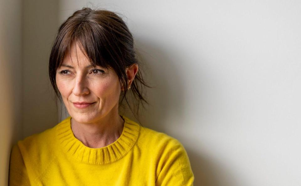 Davina McCall - Andrew Crowley for The Telegraph