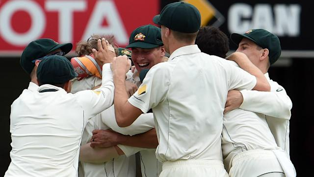 Chasing a mammoth and unlikely target of 490 at the Gabba on Monday, Pakistan came within a whisker of producing the impossible.