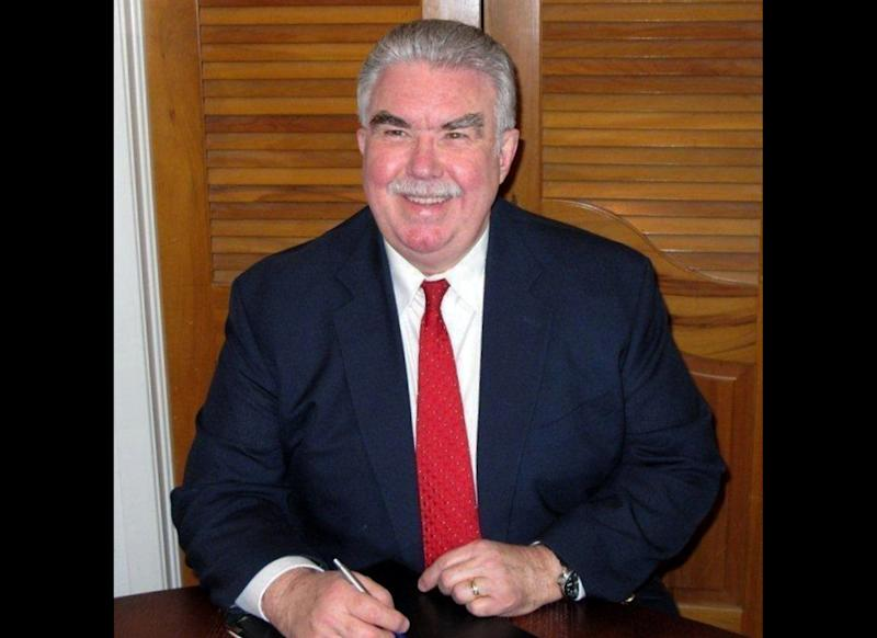 FILE - This undated file photo taken from the Kaufman County, Texas, website shows Kaufman County District Attorney Mike McLelland. McLelland and his wife were found killed in their house, Saturday, March 30, 2013, two months after one of his assistants was gunned down near their office, authorities said. (AP Photo/Kaufman County, File)