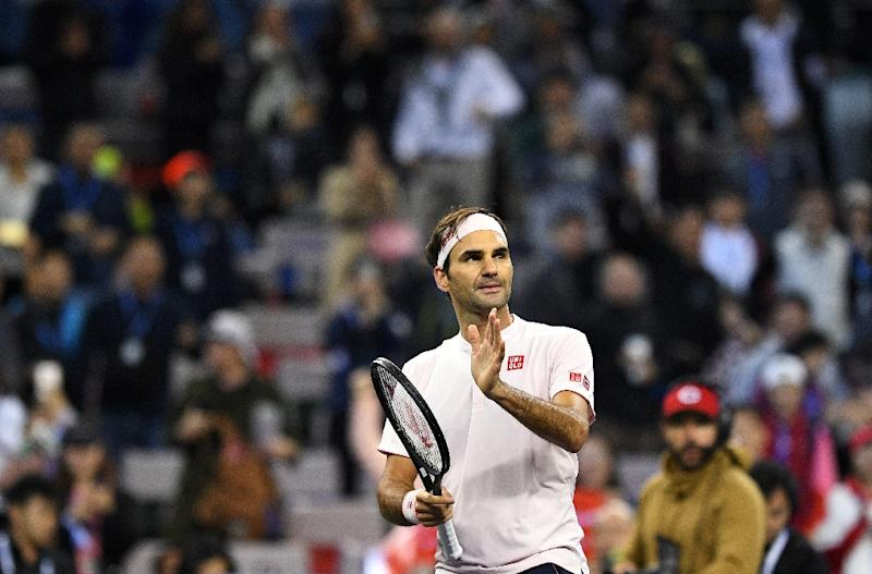 ATP Basel: Roger Federer beats Filip Krajinovic in tennis tournament